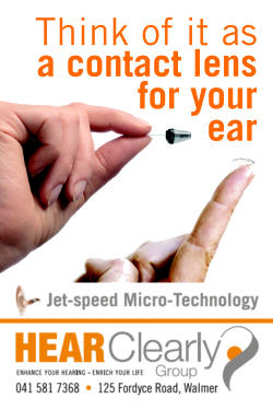 Hearing Aids, South Africa